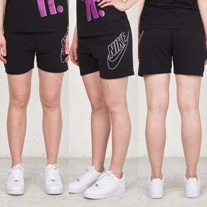 Nike Rally Logo Sweat Shorts